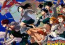 El anime de boku no hero Academia presenta a tres nuevos miembros de su reparto
