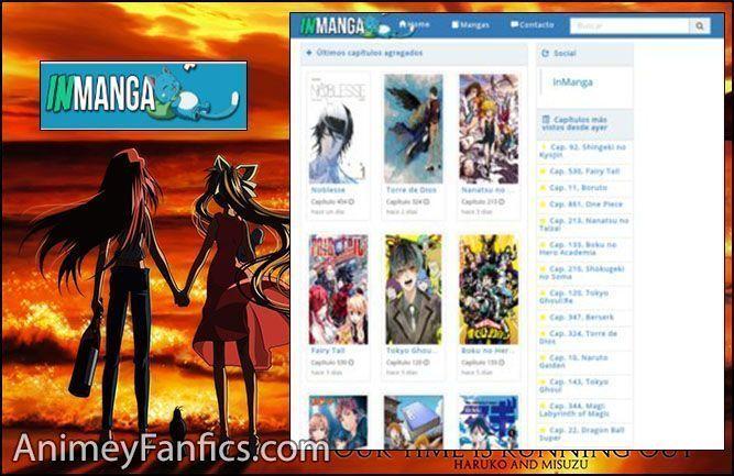 paginas para leer manga
