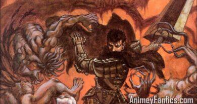 Anime como berserk